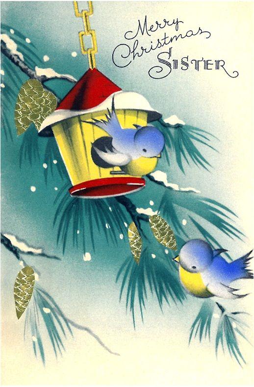 Merry Christmas Sister-1939.