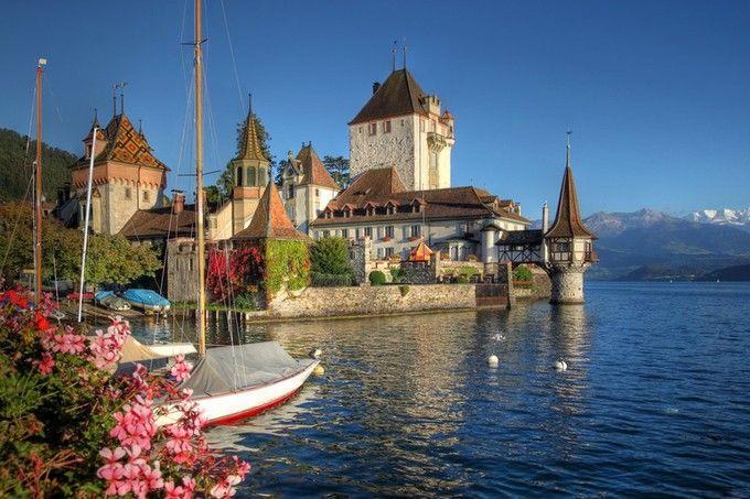 現地人にも一番人気!スイスの水に囲まれた街「ベルン」 | RETRIP[リトリップ]