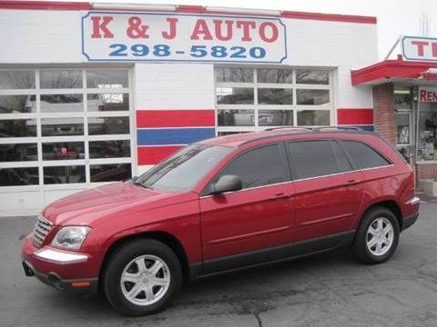K & J Auto Inc. Used Cars – BOUNTIFUL UT Dealer #cars #on #sale http://canada.remmont.com/k-j-auto-inc-used-cars-bountiful-ut-dealer-cars-on-sale/  #used automobiles # 2006 Chrysler Pacifica 2005 Ford Taurus 2006 HUMMER H3 Email for Price 2011 Dodge Caliber Email for Price 2011 Ford Expedition 2013 Ford Taurus 2013 Ford Fusion 2006 Dodge Charger Email for Price 2010 Chrysler 300 Email for Price 2013 Chevrolet Impala Email for Price 2007 Cadillac STS Email for Price 2010 Dodge Ram Pickup 1500…