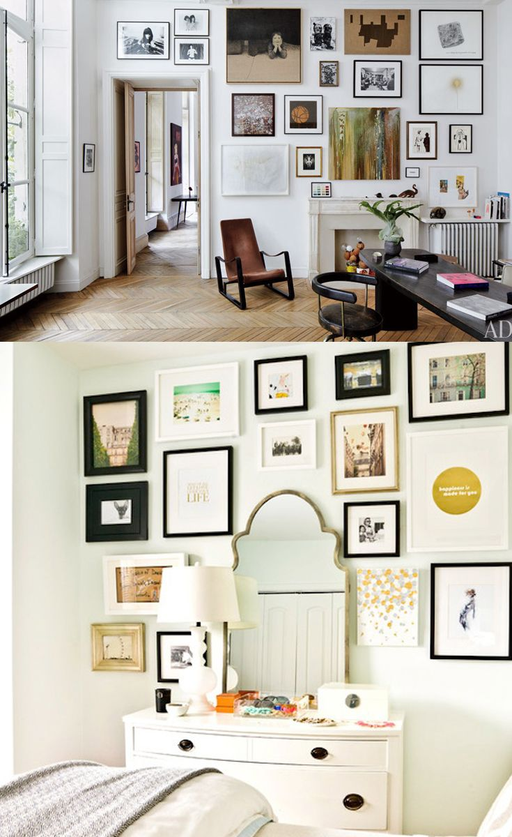10 Art And Picture Hanging Ideas Inspiration Wall Gallery Wall