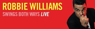 """Robbie Williams to Tour """"Swings Both Ways"""" in Europe and Britain"""