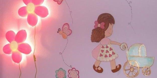 iluminacao-quarto-bebe-menina
