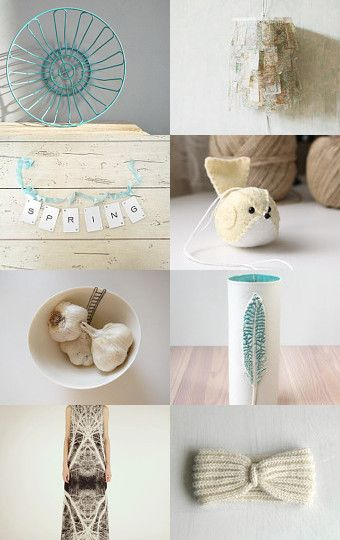 s p r i n g by Natallia on Etsy--Pinned with TreasuryPin.com