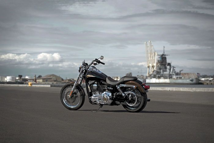 2013 Harley-Davidson FXDC Dyna Super Glide Custom 110th Anniversary