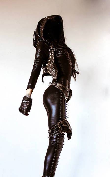 toxic vision - 25 nov 2013 love this gothic military take on the post apocalyptic assassin's creed fashion trend wonder if I can find it for bringing in the new year