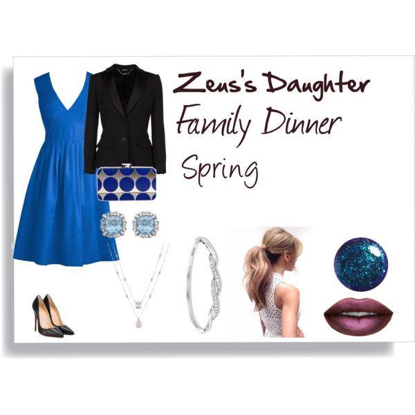 Zeus's Daughter Spring #3 by h-zita on Polyvore featuring J.Crew, Alexander McQueen, Christian Louboutin, Manolo Blahnik, percyjackson, pjo, Demigod and Zeus