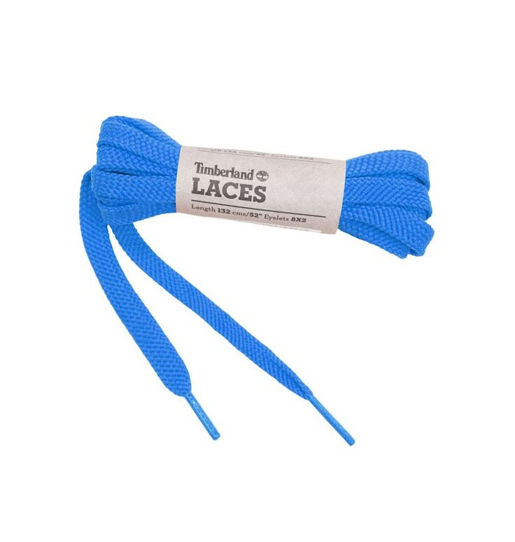 Réf : PC033  Lacets plats et colorés pour customiser vos baskets Timberland jusqu'à 8 oeillets. Longueur : 132 cm.