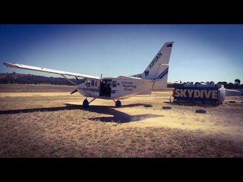 Skydive Parachute Landings - www.in2wishon.com