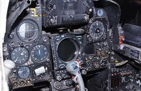 RAAF Mirage IIIO cockpit (my office)