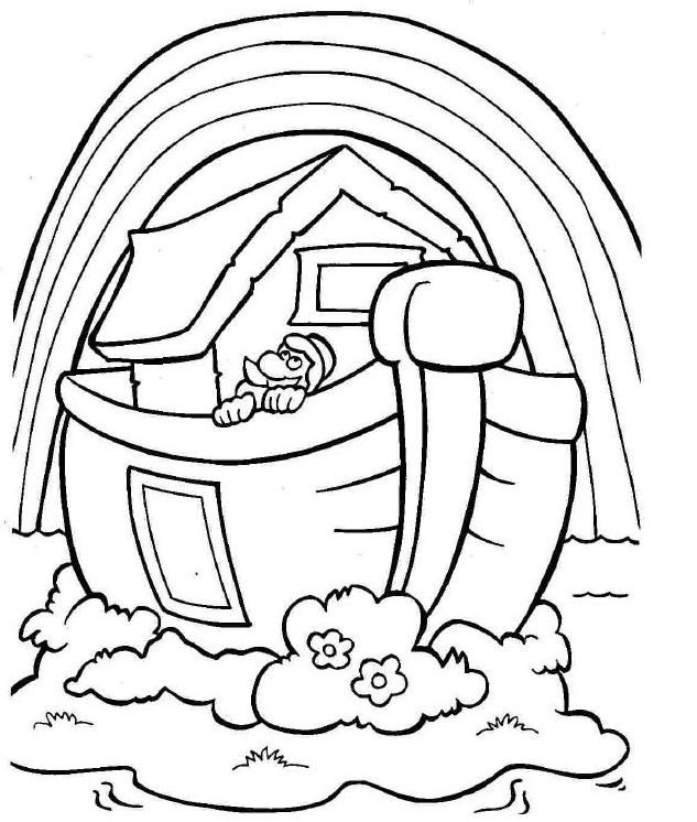 Biblekidseu Old Testament Noah Coloring Pages Great PagesColoring