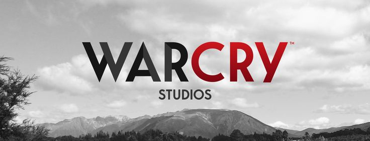 The war Cry Studios - Graphic Design Services Brand Logo created by War Cry Studios.