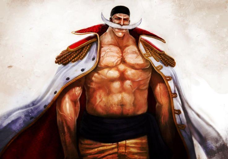 One Piece Whitebeard High Resolution Wallpaper
