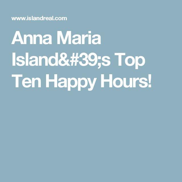 Anna Maria Island Kammer Timer