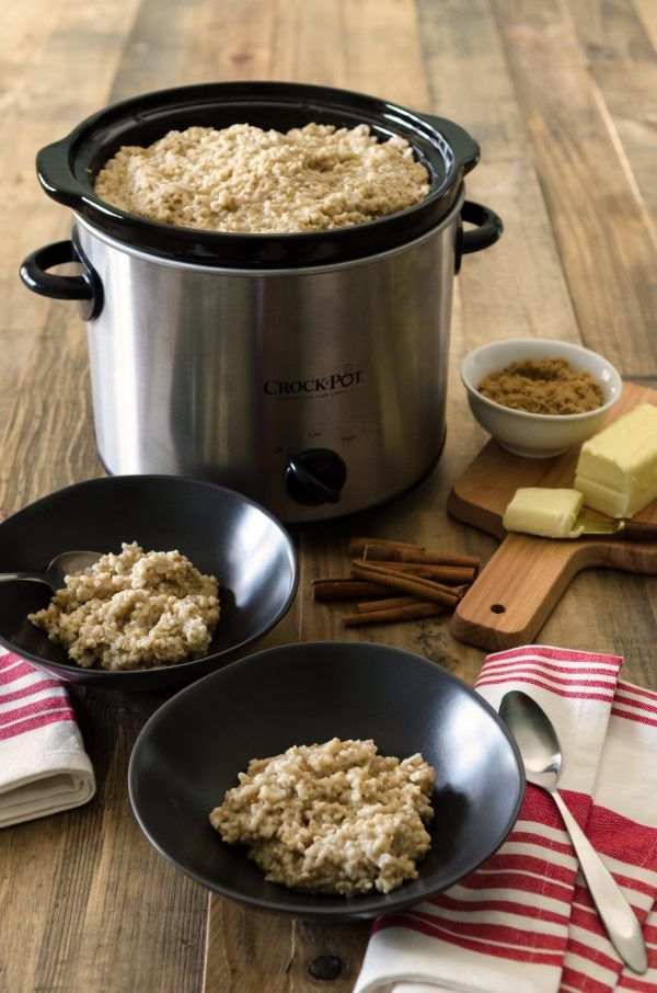 How to Make Steel Cut Oats in the Slow Cooker | Bob's Red Mill