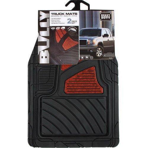 Car Floor Mats, All Weather Universal Wood Design Rubber Floor Mats For Cars
