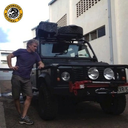 """Bob Poole is an award-winning cameraman who specializes in shooting natural history and science documentaries. He is driving from Kenya to Gorongosa to join the team of scientists conducting the """"Gorongosa 2013 Biological Survey"""".He will film the scientists as they study everything from lions to ants. Follow his journey on our blog:http://www.gorongosa.org/blog/cameraman%27s-journal"""