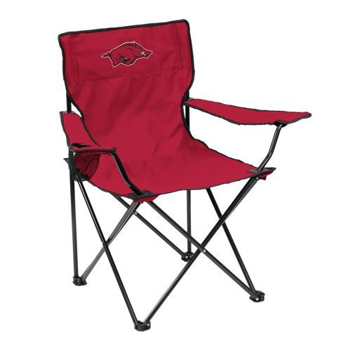 Nice Logo University Of Arkansas Quad Chair Red   Patio Furniture/Accessories, Collegiate  Chairs At Academy Sports