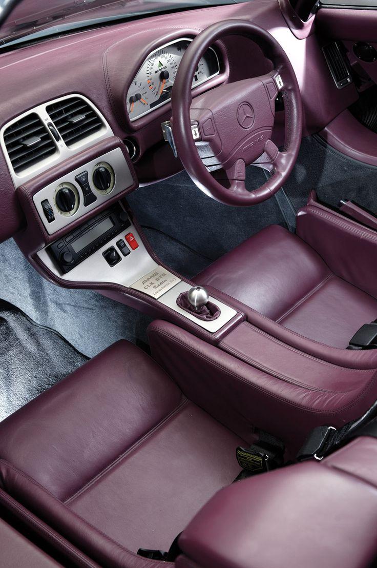 Mercedes Benz CLK GTR Roadster #windscreen http://www.windblox.com