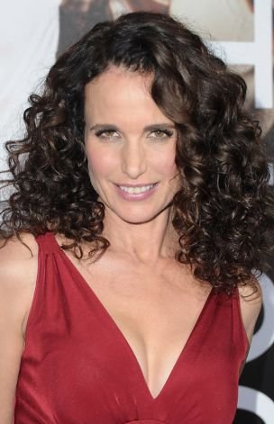 "LOS ANGELES, CA - OCTOBER 03:  Actress Andie MacDowell arrives to the premiere of Paramount Pictures' ""Footloose"" on October 3, 2011 in Los Angeles, California.  (Photo by Alberto E. Rodriguez/Getty Images)    Ran on: 10-17-2011  Andie MacDowell Photo: Alberto E. Rodriguez, Getty Images / SF"