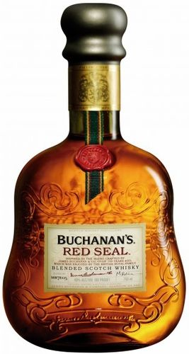 Buchanan's Red Seal contains some of the rarest casks of Dalwhinnie whisky, as well as a small quantity of specially selected casks. These specially selected casks are double matured, first in refill casks, then in charred casks to increase sweetness and smoothness. The Buchanan Red Seal scotch is their ultra-premium scotch aged 21 years. It is said that it is a recreation of the 1901 version that James Buchanan himself created to celebrate the coronation of King Edward VII, hence, the red…
