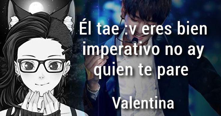 te quiero Tae :3