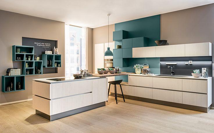 10 best Klassieke keukens images on Pinterest Kitchens, Boston and - Wandfarbe Zu Magnolia Fronten