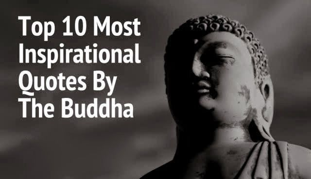 Best Pinterest Quotes Inspirational: The Top 10 Inspirational Buddha Quotes