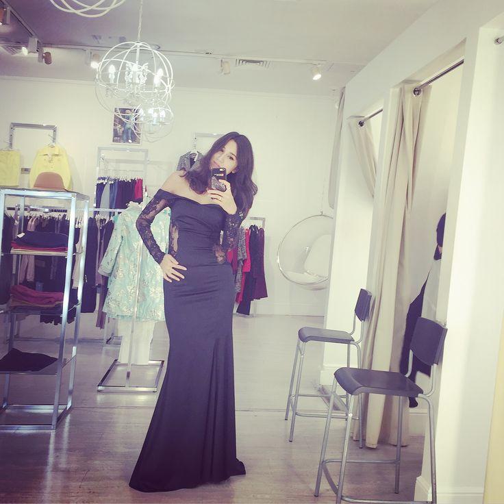 James Bond Party 🎈 #blackdress#readytowear
