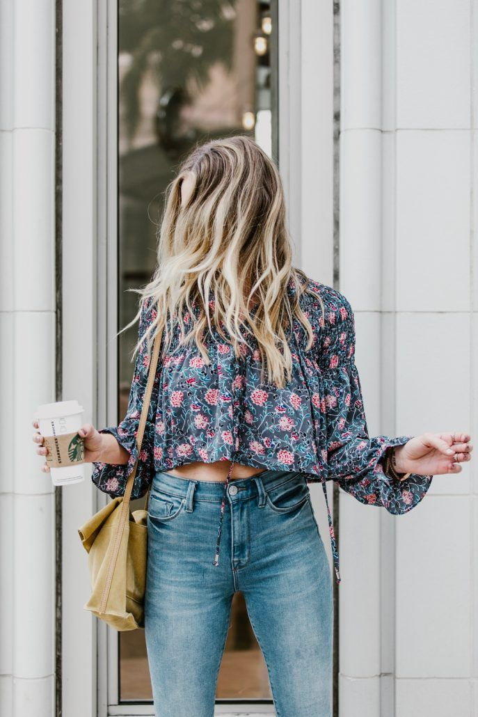 Los Angeles Blogger Payton Sartain wears Urban Outfitters on Hustle + Halcyon // @urbanoutfitters #UOOnYou