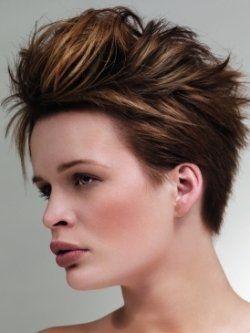 Chic Short Mohawk Hair Styles for Summer