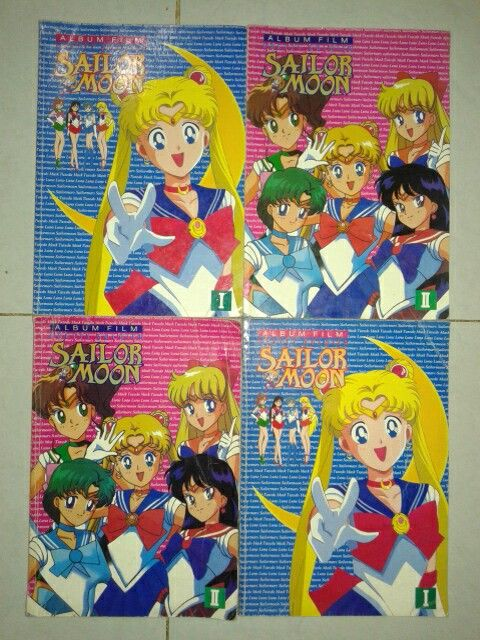Jual komik Album Film Pretty Soldier Sailor Moon  Volume 1-2  Facebook Komik Onyet  Transaksi via Bukalapak atau Tokopedia  SMS/WA 081368441963  #jualkomik #komiksailormoon #komikjepang #komiklangka