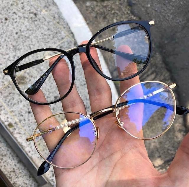 Lunettes Gafas De Moda Gafas De Ver Moda Lentes De Moda Transparentes