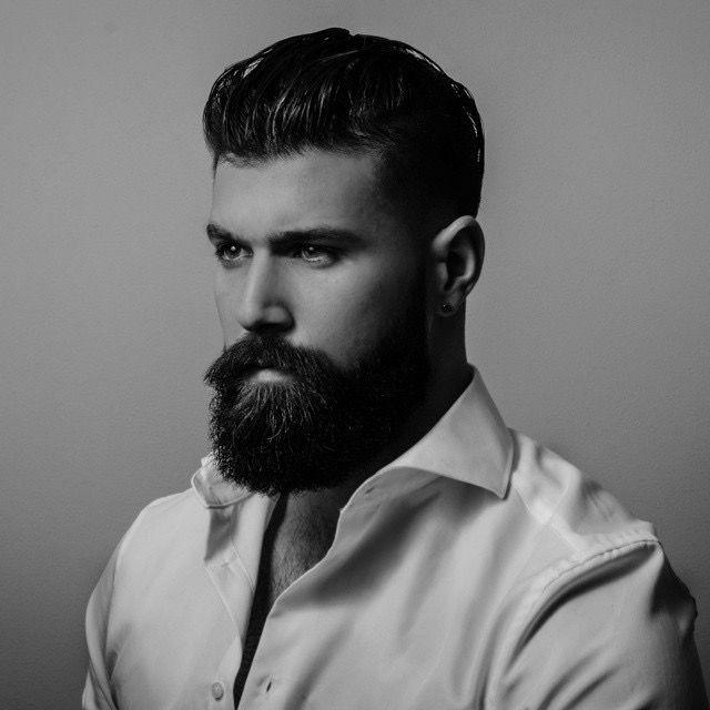 "best beard ever! I agree ! Looks like Czar Nicholas or someone like that. No wonder people followed him ! This is ""Franggy Yanez "" ?"
