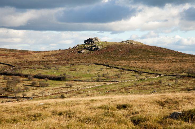 Autumn day on the Moors