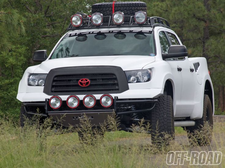 2009 Toyota Tundra---the kids dads truck