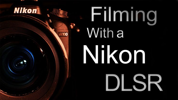 How To Shoot Video On Your Nikon D7100 & D7200 (Most of the settings are the same) In this tutorial I will show you the best setting for shooting video on yo...