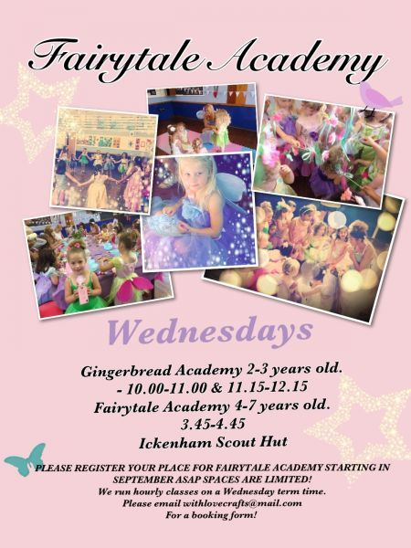 Fairytale Academy in Hillingdon - Dance and Ballet Classes (6)