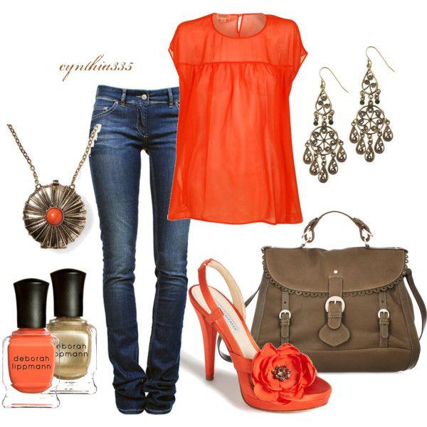 Summer Poppy, created by cynthia335