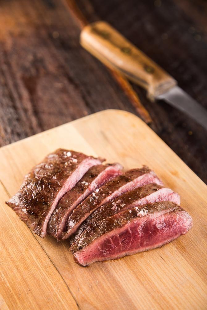 Texas Flat Iron Kobe Steak