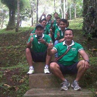 Security Team Jalan Pagi Ceria