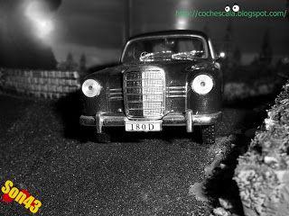 Son43: Mercedes 180 D