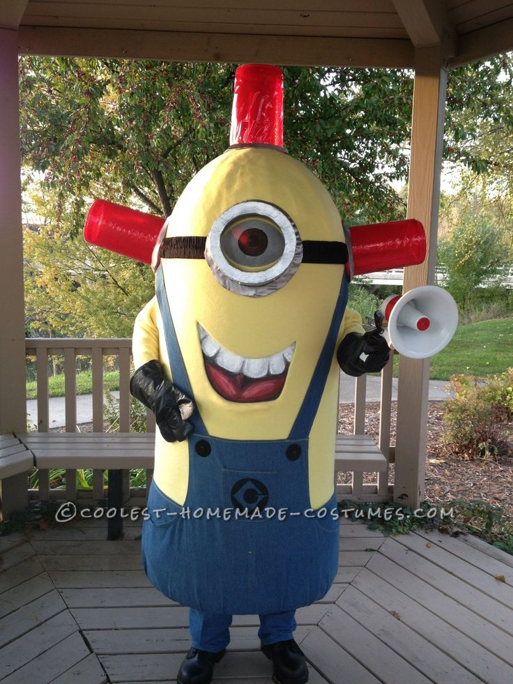 7 best images about halloween on Pinterest | Minion costumes, Jersey ...