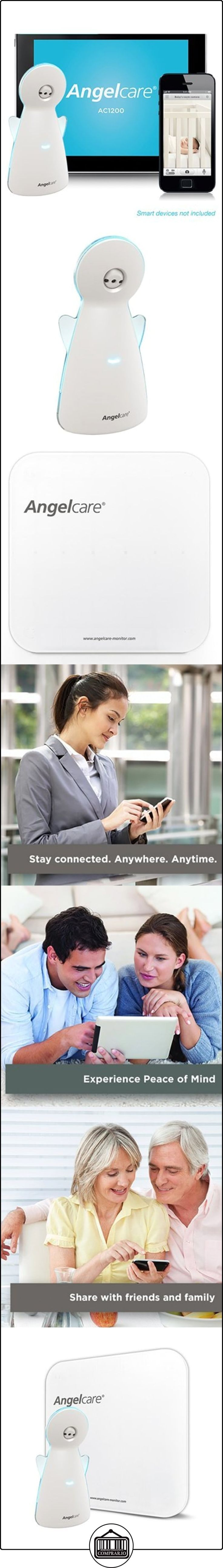 Angelcare  - Intercomunicador digital angel care ac1200 - smartphone blanco  ✿ Vigilabebés - Seguridad ✿ ▬► Ver oferta: http://comprar.io/goto/B00Q8J3G58