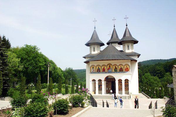 Mănăstirea Sihăstria, Neamț