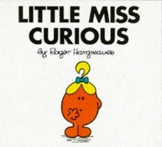 Roger Hargreaves, Little Miss - Little Miss Curious
