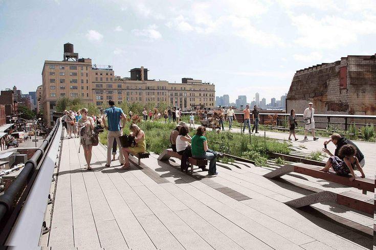 High Line Park Photos   The High Line