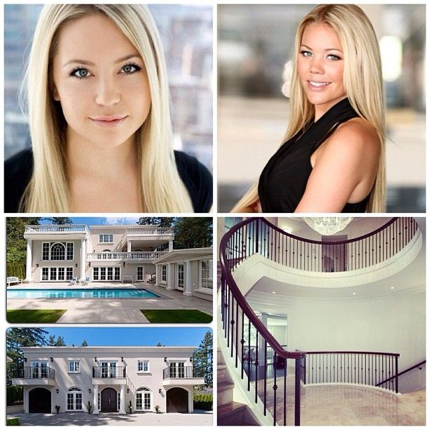 Be sure to follow the beautiful luxury real estate duo @Ashley Walters Walters Walters Nielsen & @kirstenjantunen! They've been marketing one of West Vancouver's premiere properties known as The Stone Hill Estate. Check it out at www.PriceyPads.com #vancouver #westvan #mansion #architecture #design #style #realestate #agent #luxury by priceypads…