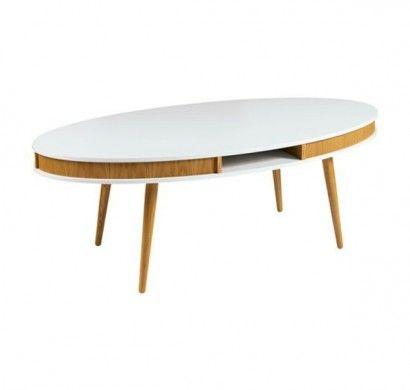 Couchtisch glas holz oval  Die besten 25+ Oval couchtische Ideen auf Pinterest | Marmor ...
