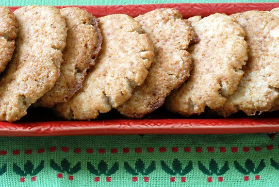 Gingersnaps - Gluten Free Ginger Snap Cookies- replace with sugar free sweetener and this turns to Low Carb!!!