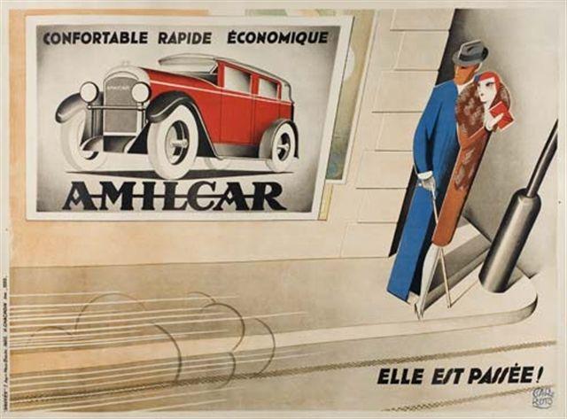 Paolo Garretto Amilcar Print